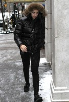 Madonna out and about in New York - 20 21 January 2012 (4)