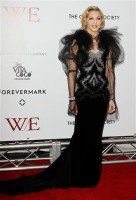 Madonna at the WE premiere at the Ziegfeld Theater, New York - 23 January 2012 (2)