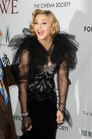 Madonna at the WE premiere at the Ziegfeld Theater, New York - 23 January 2012 (7)