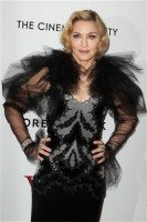 Madonna at the WE premiere at the Ziegfeld Theater, New York - 23 January 2012 (8)