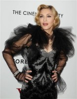 Madonna at the WE premiere at the Ziegfeld Theater, New York - 23 January 2012 (9)