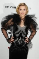 Madonna at the WE premiere at the Ziegfeld Theater, New York - 23 January 2012 (10)