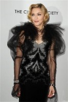 Madonna at the WE premiere at the Ziegfeld Theater, New York - 23 January 2012 (12)