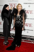Madonna at the WE premiere at the Ziegfeld Theater, New York - 23 January 2012 (14)