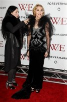 Madonna at the WE premiere at the Ziegfeld Theater, New York - 23 January 2012 (15)