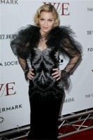 Madonna at the WE premiere at the Ziegfeld Theater, New York - 23 January 2012 (16)