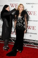 Madonna at the WE premiere at the Ziegfeld Theater, New York - 23 January 2012 (18)