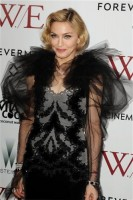 Madonna at the WE premiere at the Ziegfeld Theater, New York - 23 January 2012 (19)