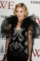Madonna at the WE premiere at the Ziegfeld Theater, New York - 23 January 2012 (20)