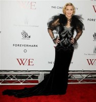 Madonna at the WE premiere at the Ziegfeld Theater, New York - 23 January 2012 (21)