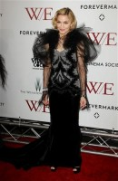 Madonna at the WE premiere at the Ziegfeld Theater, New York - 23 January 2012 (22)