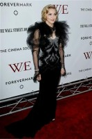 Madonna at the WE premiere at the Ziegfeld Theater, New York - 23 January 2012 (24)