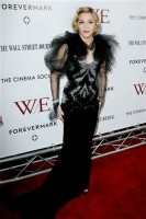 Madonna at the WE premiere at the Ziegfeld Theater, New York - 23 January 2012 (25)