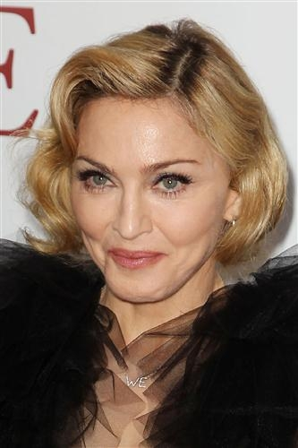 Madonna At The W E Premiere New York 23 January 2012