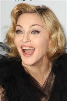 Madonna at the WE premiere at the Ziegfeld Theater, New York - 23 January 2012 (32)
