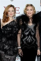 Madonna at the WE premiere at the Ziegfeld Theater, New York - 23 January 2012 (42)