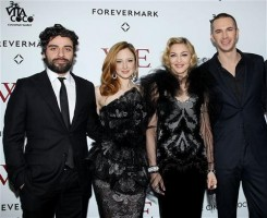 Madonna at the WE premiere at the Ziegfeld Theater, New York - 23 January 2012 (44)