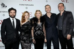 Madonna at the WE premiere at the Ziegfeld Theater, New York - 23 January 2012 (45)