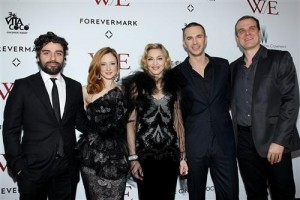 Madonna at the WE premiere at the Ziegfeld Theater, New York - 23 January 2012 (46)
