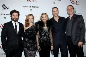 Madonna at the WE premiere at the Ziegfeld Theater, New York - 23 January 2012 (47)