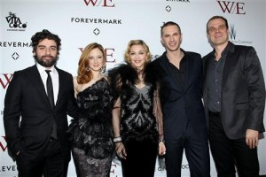 Madonna at the WE premiere at the Ziegfeld Theater, New York - 23 January 2012 (48)