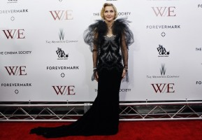 Madonna at the WE premiere at the Ziegfeld Theater, New York - 23 January 2012 - Update 1 (3)