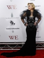 Madonna at the WE premiere at the Ziegfeld Theater, New York - 23 January 2012 - Update 1 (4)