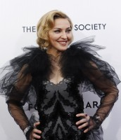 Madonna at the WE premiere at the Ziegfeld Theater, New York - 23 January 2012 - Update 1 (5)
