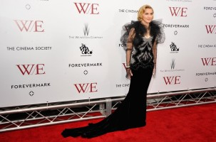 Madonna at the WE premiere at the Ziegfeld Theater, New York - 23 January 2012 - Update 2 (3)