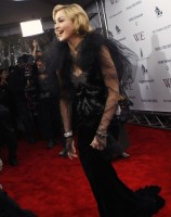 Madonna at the WE premiere at the Ziegfeld Theater, New York - 23 January 2012 - Update 2 (10)