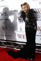 Madonna at the WE premiere at the Ziegfeld Theater, New York - 23 January 2012 - Update 2 (7)