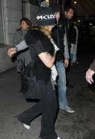 Madonna at the Kabbalah Centre, New York [27-28 January 2012] (2)