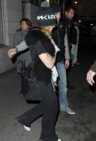 Madonna at the Kabbalah Centre, New York [27-28 January 2012] (2)