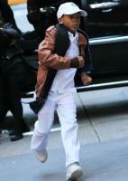 Madonna at the Kabbalah Centre, New York [27-28 January 2012] (6)