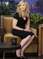 Madonna at the Tonight Show with Jay Leno - 30 January 2012 (4)