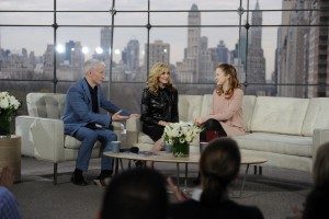 Madonna on Anderson Cooper - Promo pictures (3)