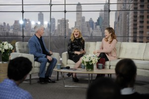 Madonna on Anderson Cooper - Promo pictures (4)