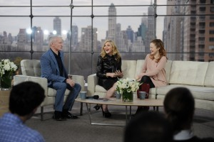 Madonna on Anderson Cooper - Promo pictures (5)
