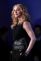 Madonna at the Super Bowl press conference - 2 February 2012 (2)