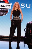 Madonna at the Super Bowl press conference - 2 February 2012 (3)