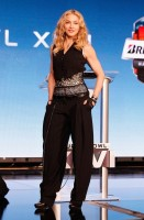 Madonna at the Super Bowl press conference - 2 February 2012 (4)