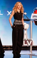 Madonna at the Super Bowl press conference - 2 February 2012 - Update 01 (1)