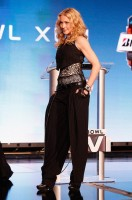 Madonna at the Super Bowl press conference - 2 February 2012 - Update 01 (7)