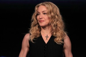 Madonna at the Super Bowl press conference - 2 February 2012 - Update 01 (8)