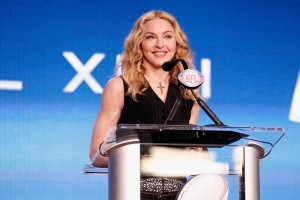 Madonna at the Super Bowl press conference - 2 February 2012 - Update 01 (9)