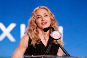 Madonna at the Super Bowl press conference - 2 February 2012 - Update 01 (10)