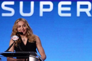 Madonna at the Super Bowl press conference - 2 February 2012 - Update 01 (12)