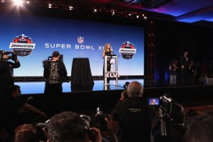 Madonna at the Super Bowl press conference - 2 February 2012 - Update 01 (15)