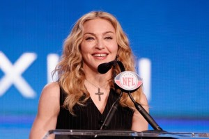 Madonna at the Super Bowl press conference - 2 February 2012 - Update 01 (16)