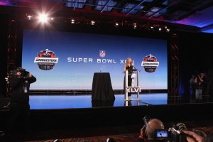 Madonna at the Super Bowl press conference - 2 February 2012 - Update 01 (17)